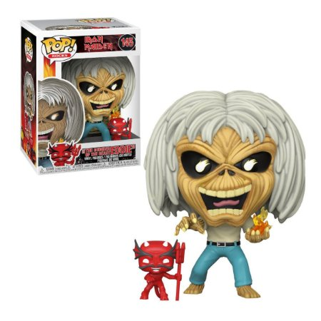 Iron Maiden The Number of the Beast Eddie Pop - Funko