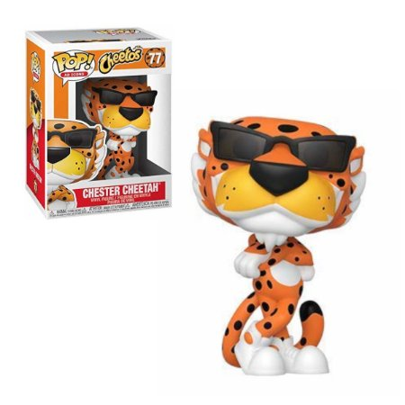Cheetos Chester Cheetah Pop - Funko