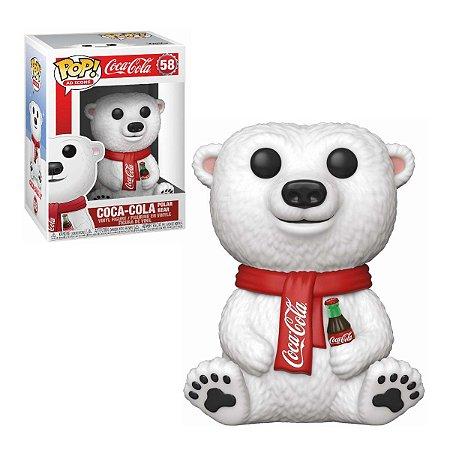 Coca-Cola Coca-Cola Polar Bear Pop - Funko