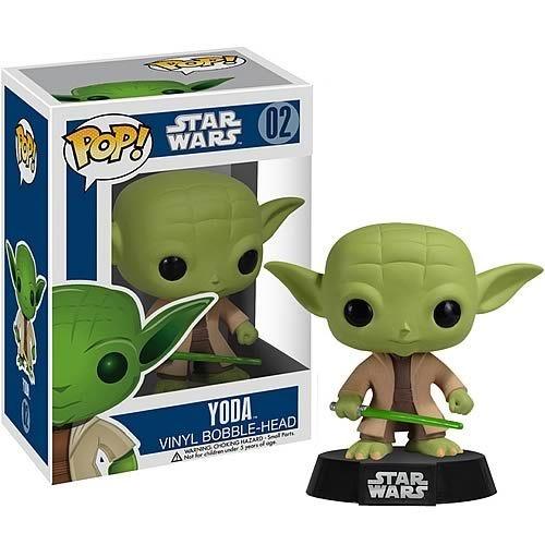 Star Wars Yoda Pop! - Funko