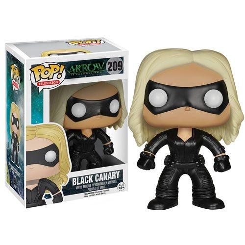Arrow Black Canary Pop! - Funko
