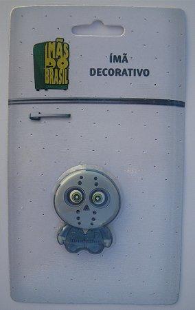 Imã Decorativo Jason - Imãs do Brasil