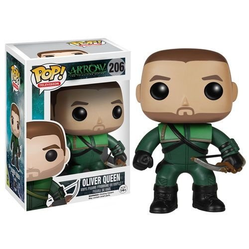 Arrow Oliver Queen Pop! - Funko