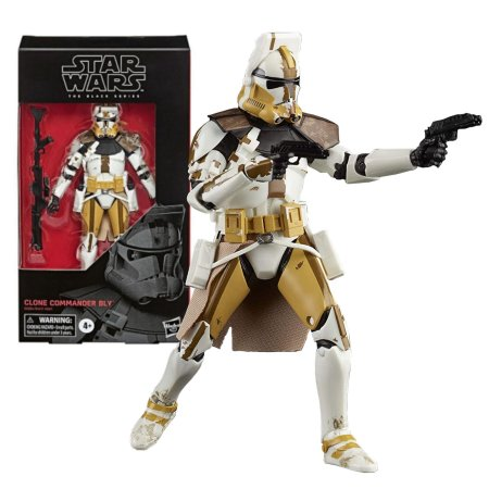 Star Wars Black Series Clone Commander Bly - Hasbro