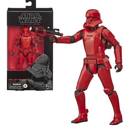 Star Wars Black Series Sith Jet Trooper - Hasbro