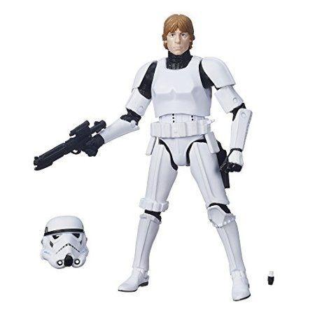 Star Wars Black Series Luke Skywalker in Stormtrooper Disguise - Hasbro