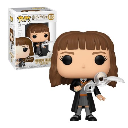 Harry Potter Hermione Granger with Feather Pop - Funko