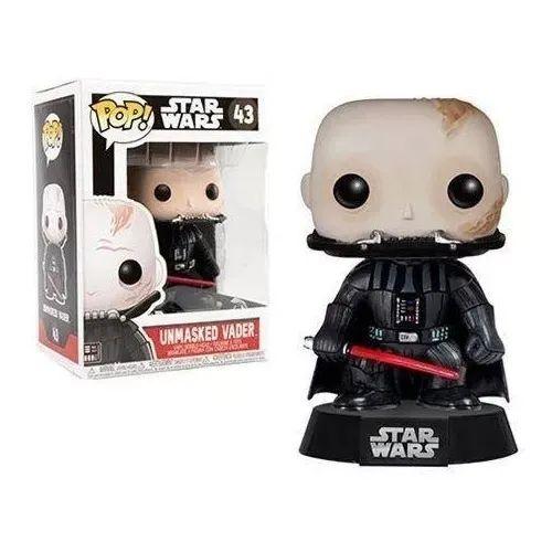 Star Wars Unmasked Vader Pop - Funko