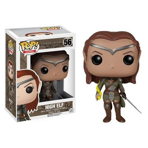 Elder Scrolls: Online High Elf Pop! - Funko