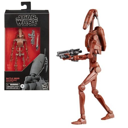Star Wars Black Series Battle Droid Geonosis - Hasbro