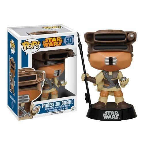 Star Wars Princess Leia Boushh Pop! - Funko