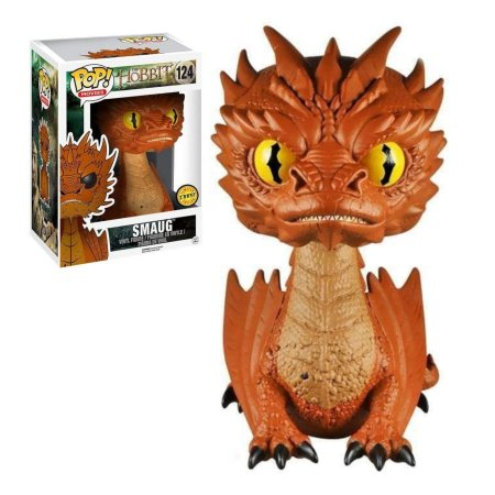 "The Hobbit Smaug 6"" Chase Limited Edition Pop - Fuko"