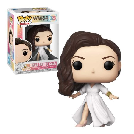 WW84 Wonder Woman Diana Prince Gala Pop - Funko