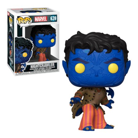 Marvel X-Men Noturno Nightcrawler Pop - Funko