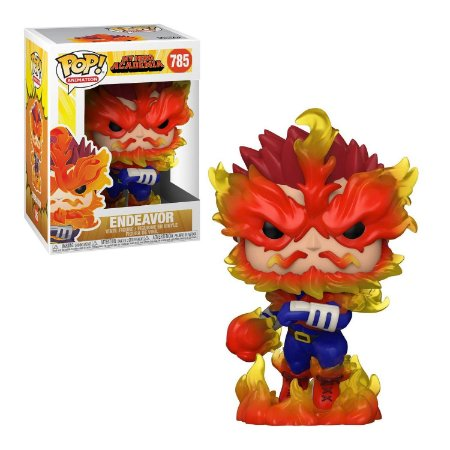 My Hero Academia Endeavor Pop - Funko