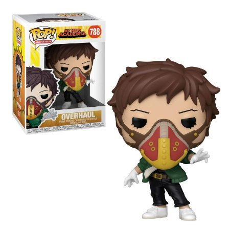 My Hero Academia Overhaul Pop - Funko