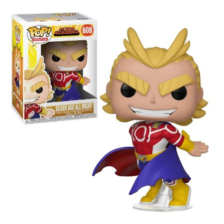 My Hero Academia Silver Age All Might Pop - Funko