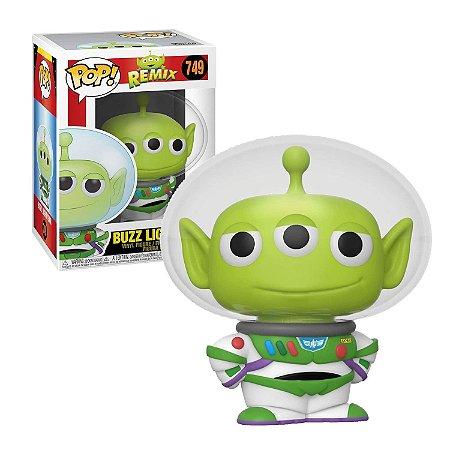 Disney Pixar Alien Remix Buzz Lightyear Pop - Funko