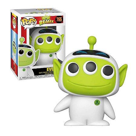 Disney Pixar Alien Remix Eve Pop - Funko