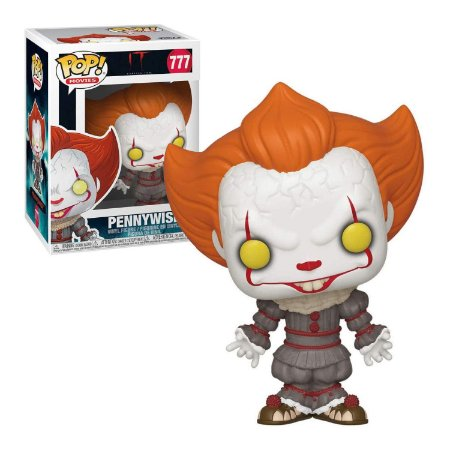 It Chapter 2 Pennywise Open Arms Pop - Funko
