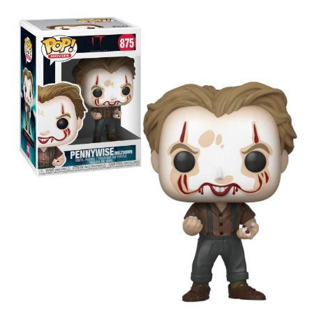 It Chapter 2 Pennywise Meltdown Pop - Funko