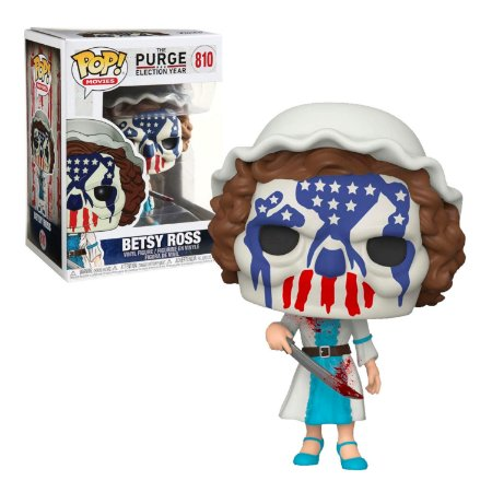 The Purge Betsy Ross Pop - Funko