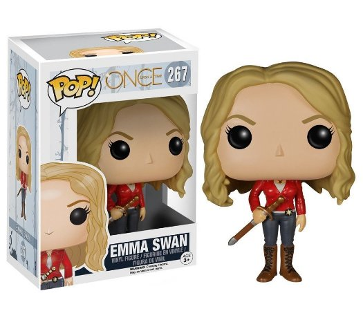 Once Upon a Time Emma Swan Pop! - Funko