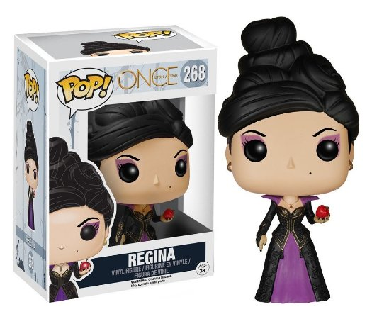 Once Upon a Time Regina Pop! - Funko