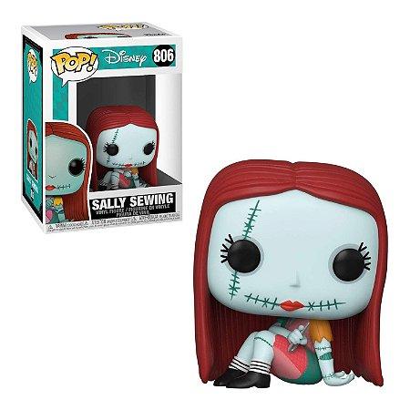 Disney Nightmare Before Christmas Sally Sewing Pop - Funko