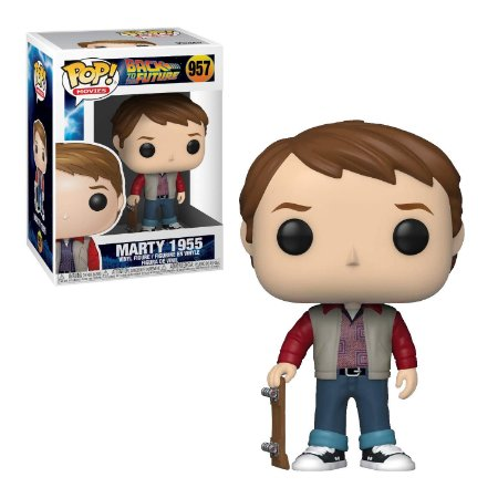 Back to the Future Marty 1955 Pop - Funko