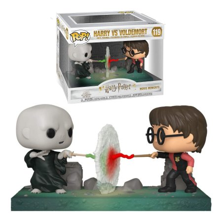 Harry Potter Moments Harry vs Voldemort - Funko