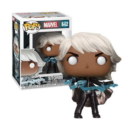 Marvel X-Men Storm Tempestade Pop - Funko