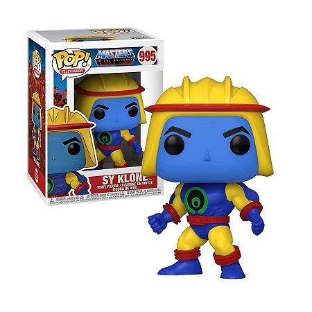 Master of the Universe Sy Klone Pop - Funko