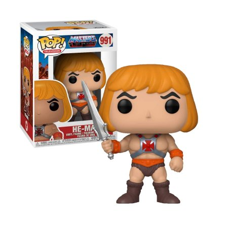 Masters of the Universe He-Man Pop - Funko