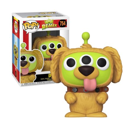 Disney Pixar Alien Remix Dug Pop - Funko