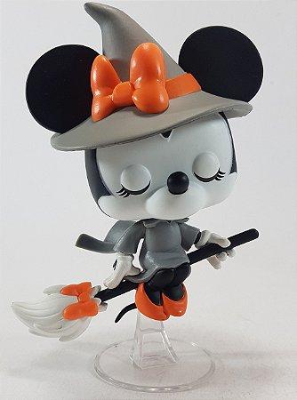 Loose Disney Halloween Minnie Mouse Pop - Funko