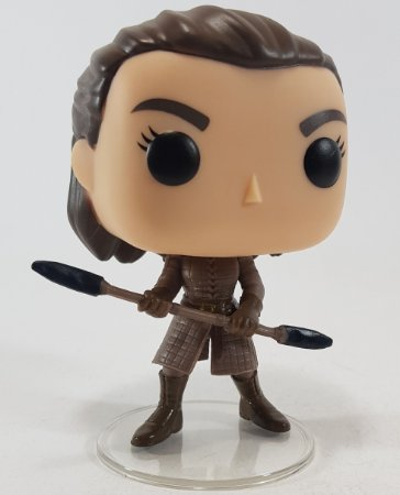 Loose Game of Thrones Arya Stark with Two Head Pop - Funko