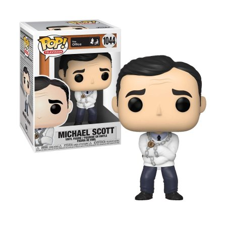 The Office Michael Scott Staitjacket Pop - Funko
