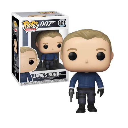 007 James Bond No Time To Die Pop - Funko