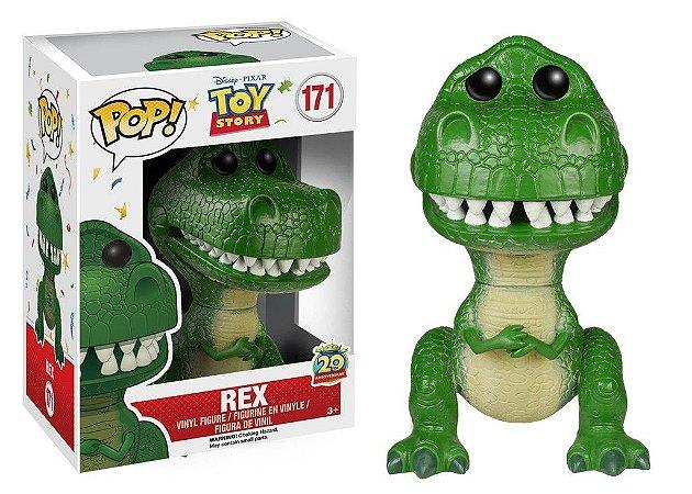 Toy Story Rex Pop - Funko