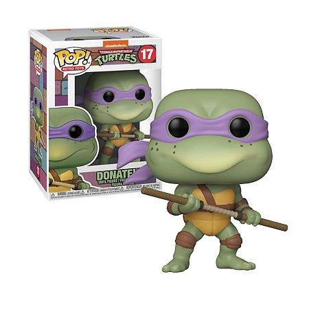 Tartarugas Ninja Teenage Mutant Ninja Turtles Donatello Pop - Funko