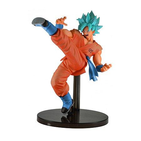 Dragon Ball Super Goku Super Sayajin Blue - Bandai Banpresto