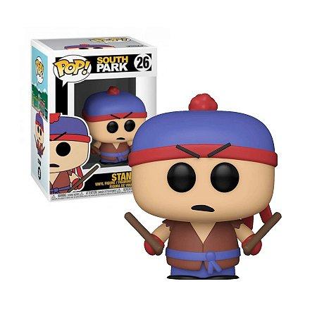 South Park Shadow Hachi Stan Pop - Funko