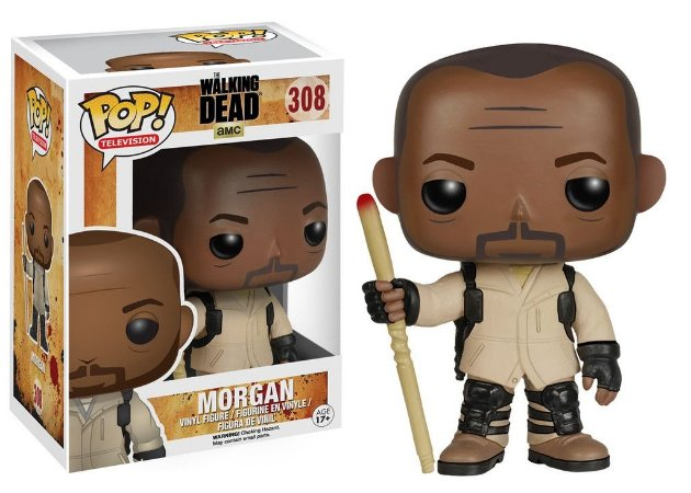 The Walking Dead Morgan Pop - Funko
