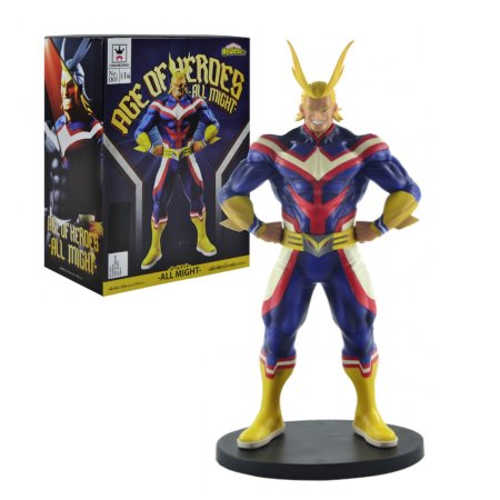 My Hero Academia Age of Heroes All Might - Bandai Banpresto