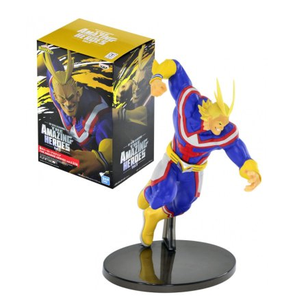 My Heroa Academia The Amazing Heroes Vol.5 All Might - Bandai Banpresto