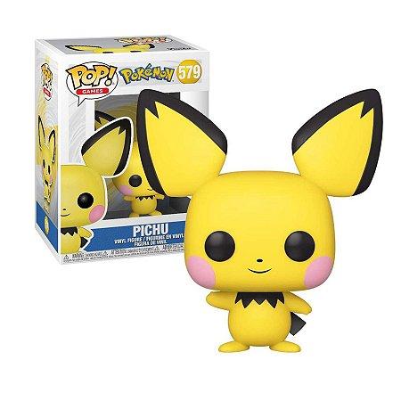 Pokemon Pichu Pop - Funko