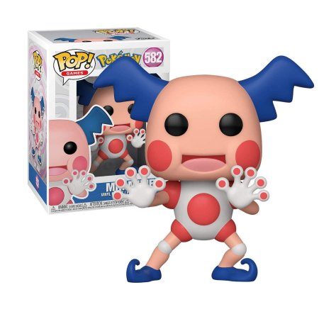 Pokemon Mr Mime Pop - Funko