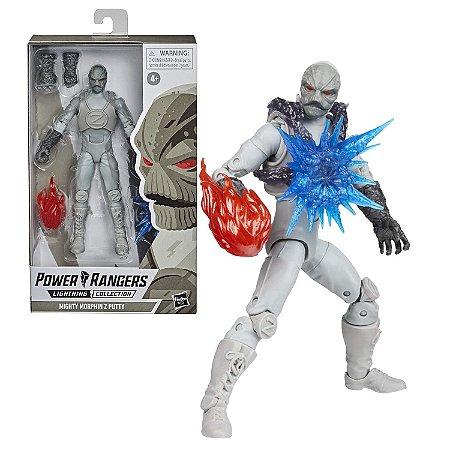 Power Rangers Lightning Mighty Morphin Z Putty - Hasbro