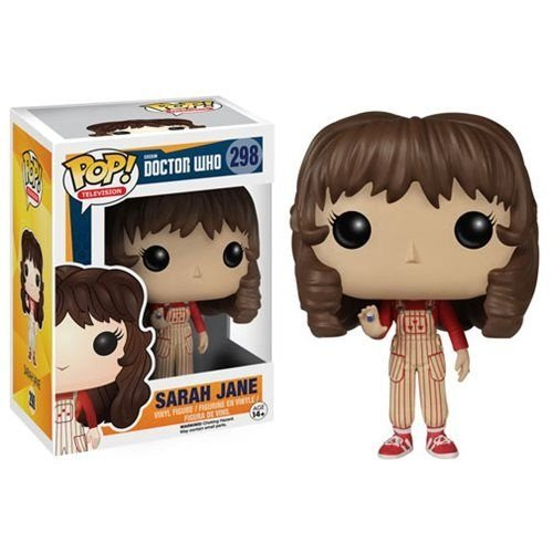 **PROMO** Doctor Who Sarah Jane Pop - Funko